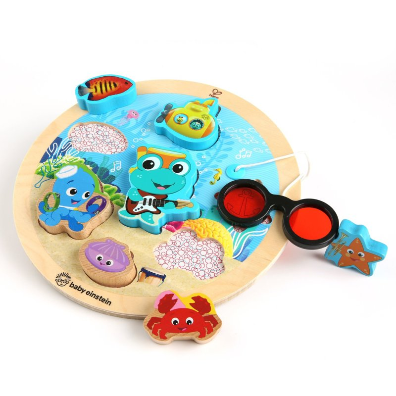 Submarine Adventure™ Wooden Puzzle
