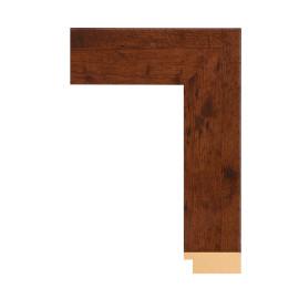 Framerica Dark Walnut Rustic Pine 1 3/4