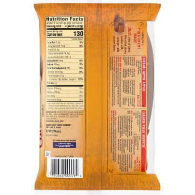 Kraft Caramels, 11 oz Bag