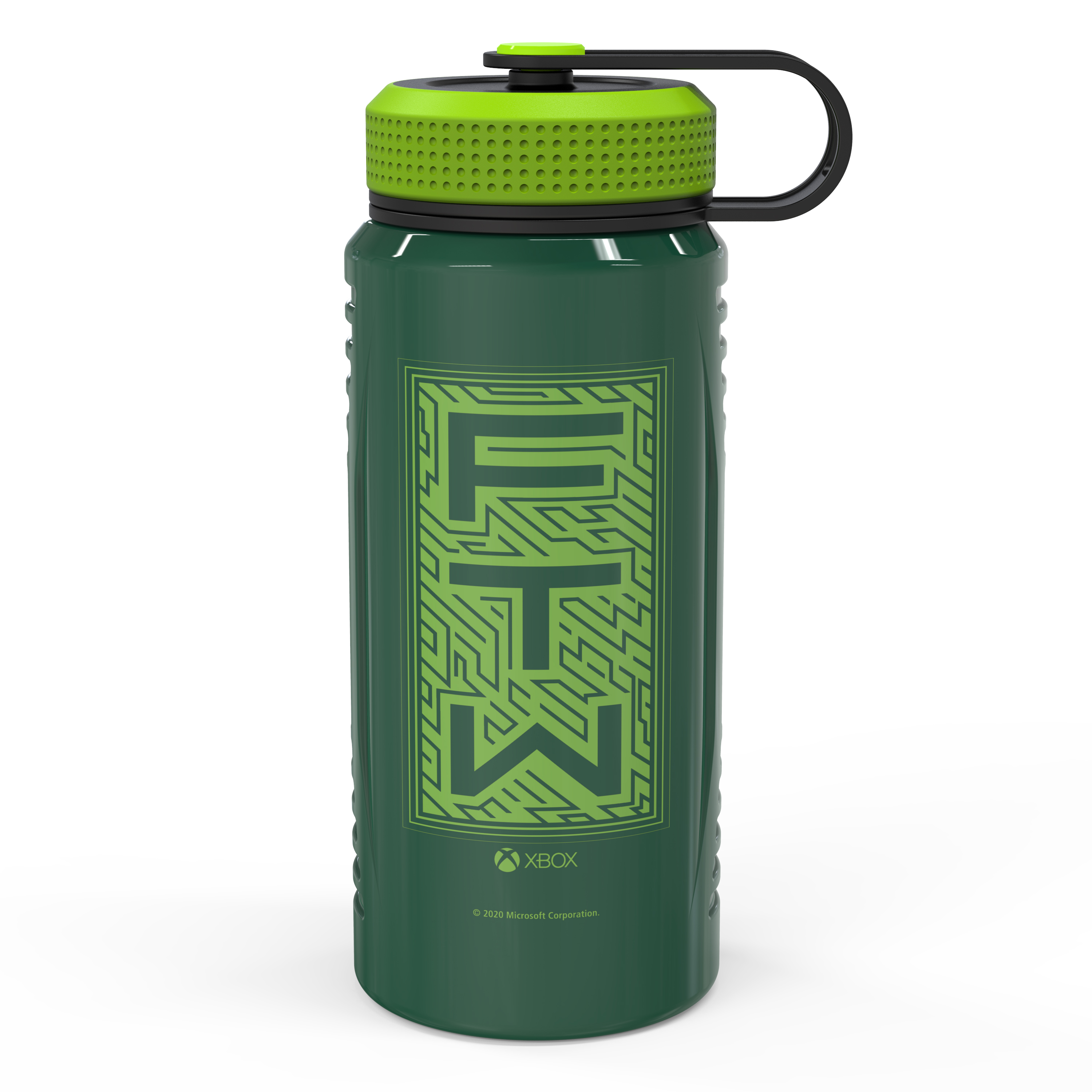 Xbox 24 ounce Stainless Steel Insulated Water Bottle, For the Win slideshow image 1