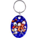 Garfield and Friends Key Chain
