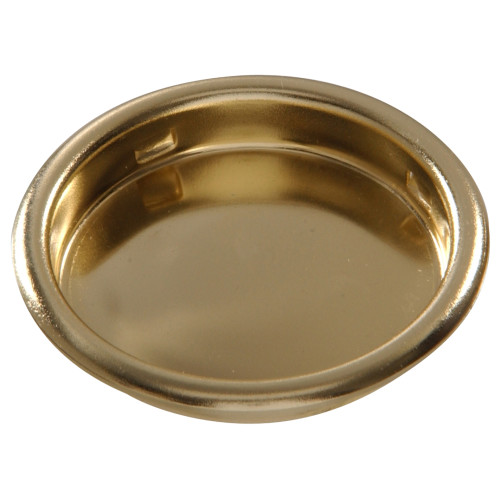 Hardware Essentials Cup Pull Brass 3/4