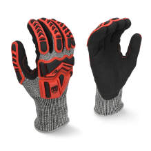 Radians RWG609 Cut Protection Level A5 Work Glove with Padded Palm