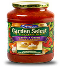 Catelli Garden Select Garlic & Onion Pasta Sauce
