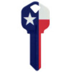 State of Texas Key Blank