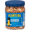 Planters Cashew Halves & Pieces, Salted, 26 Ounce Jar