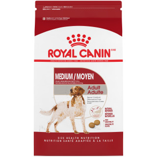 MOYEN ADULTE – nourriture sèche pour chiens