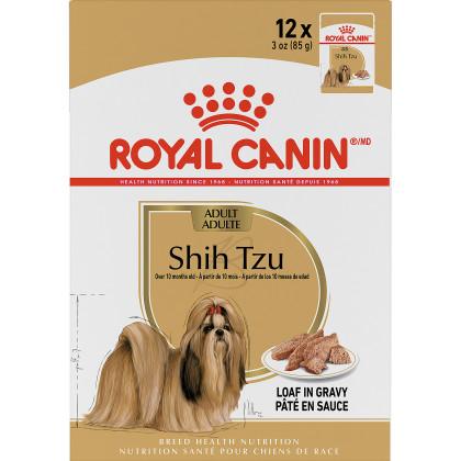 Shih Tzu Loaf In Gravy Pouch Dog Food