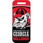 Georgia Bulldogs Large Luggage Quick-Tag