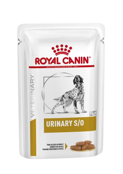 Urinary S/O (in gravy)