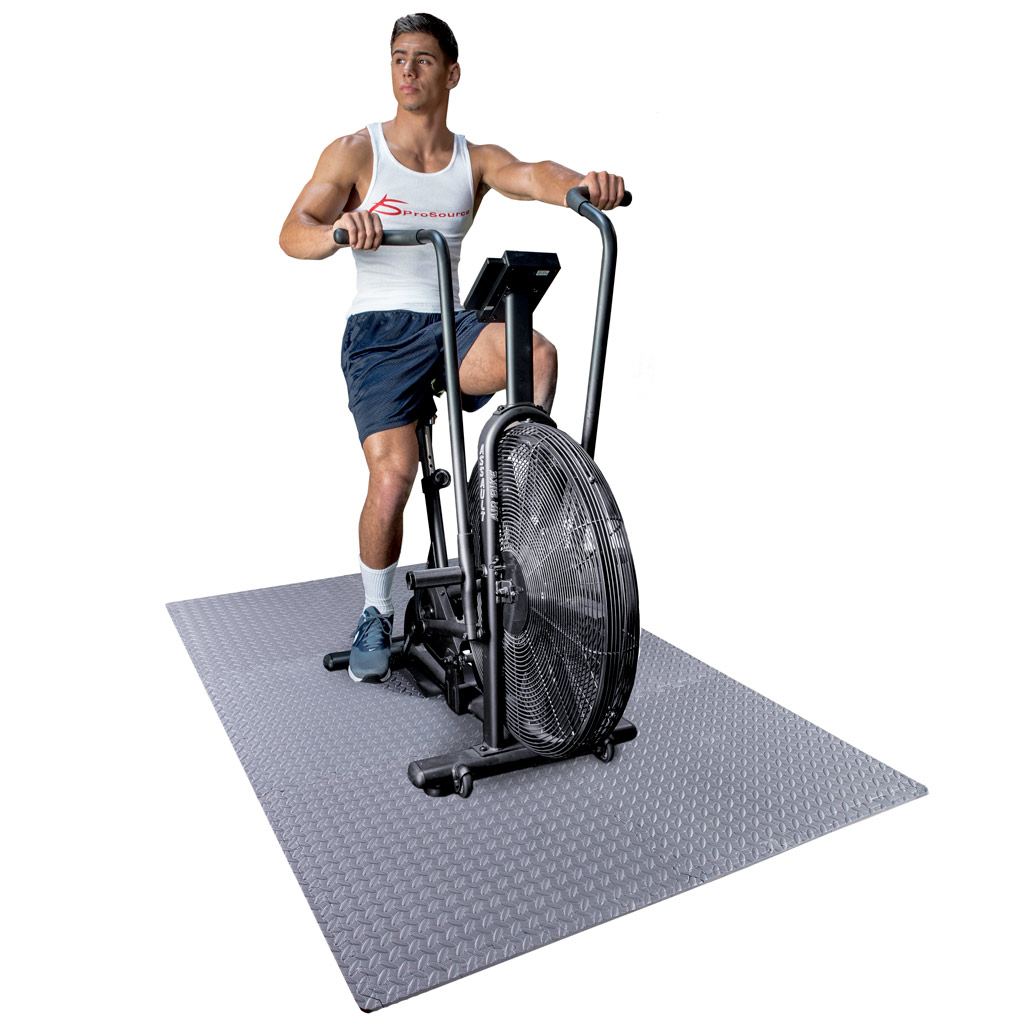 ProSource Puzzle Exercise Floor Tiles Mat EVA Foam