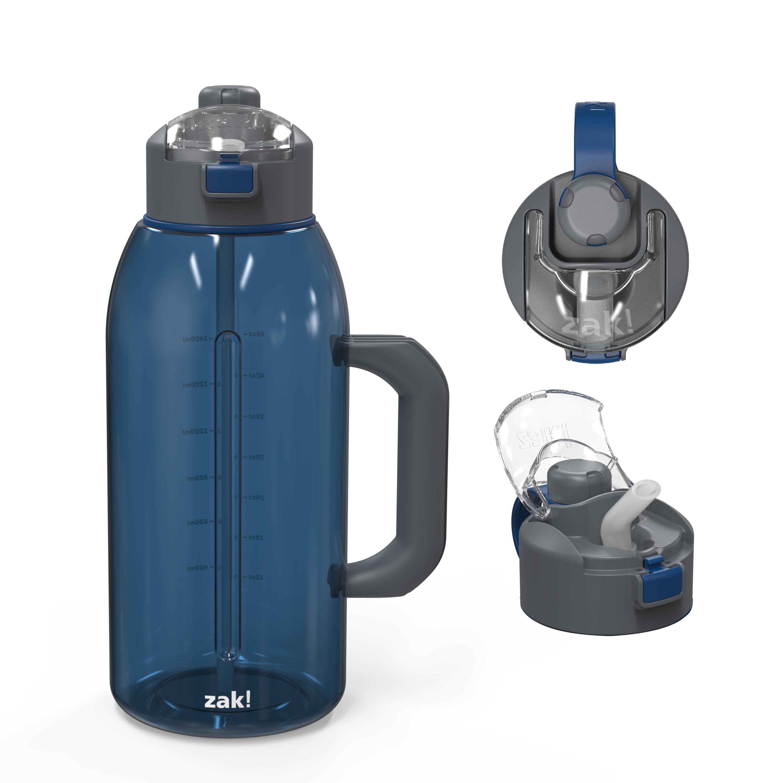 Genesis 64 ounce Water Bottle, Indigo slideshow image 1