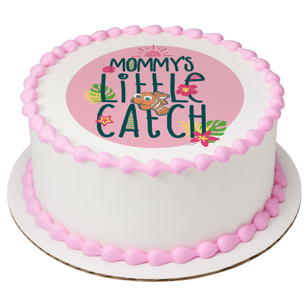 Finding Nemo Baby Nemo Girl PhotoCake® Edible Image®