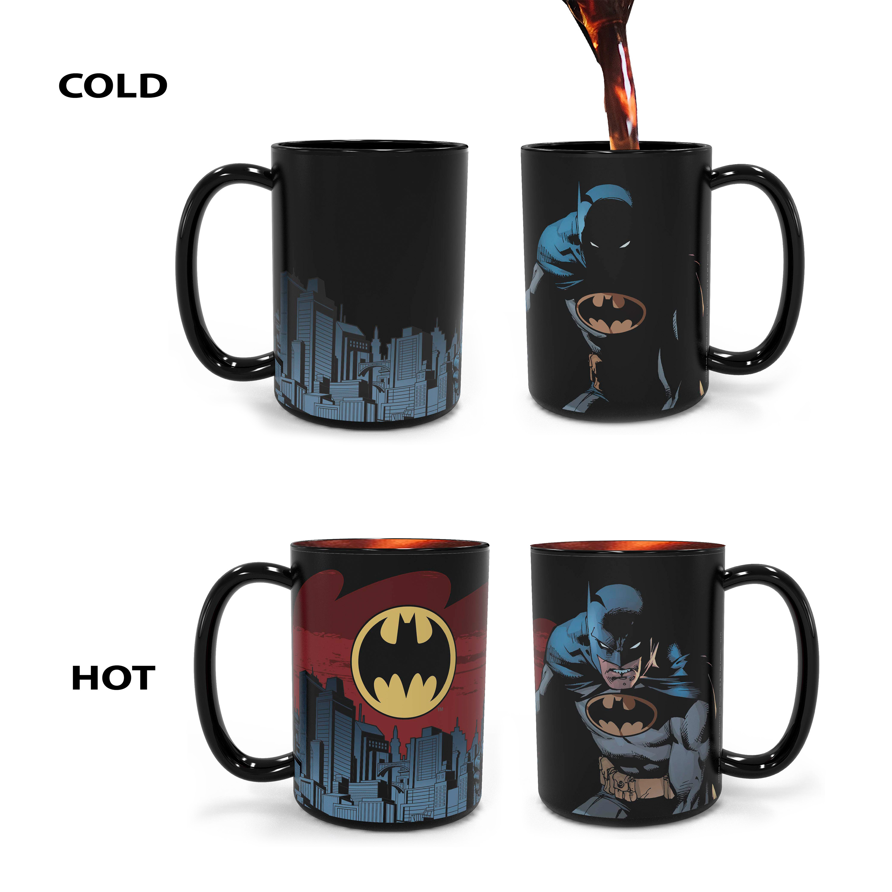 DC Comics 15 oz. Coffee Mug, Batman slideshow image 14