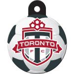 Toronto FC Large Circle Quick-Tag