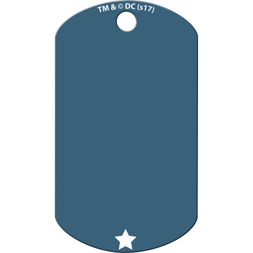 Justice League Large Military ID Quick-Tag 5 Pack