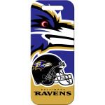 Baltimore Ravens Large Luggage Quick-Tag