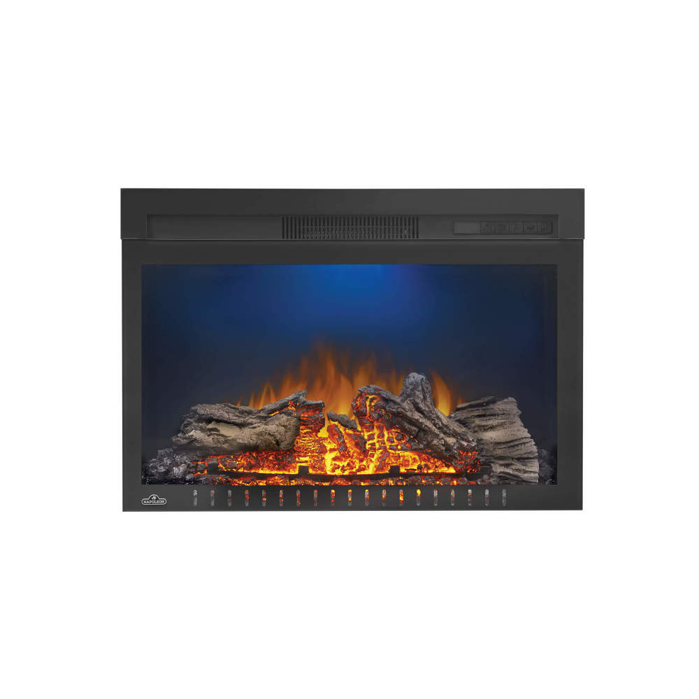 Click to view Cinema™ Log 27 Built-in Electric Fireplace