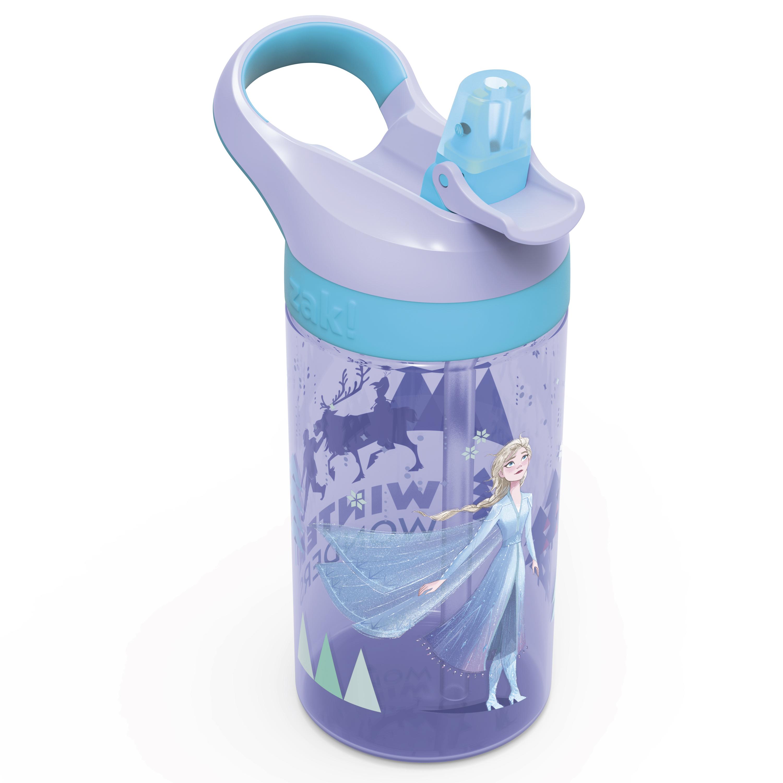 Disney Frozen 2 Movie 16 ounce Water Bottle, Princess Anna slideshow image 4