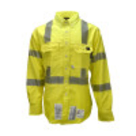 Neese 7 oz Ultra-Soft High Visibility FR Shirt