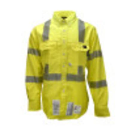 Neese 7 oz Ultra-Soft High Visibility FR Shirt