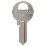Master Padlock Key Blank