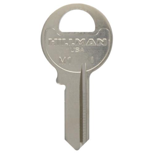 Master Padlock Key M-1