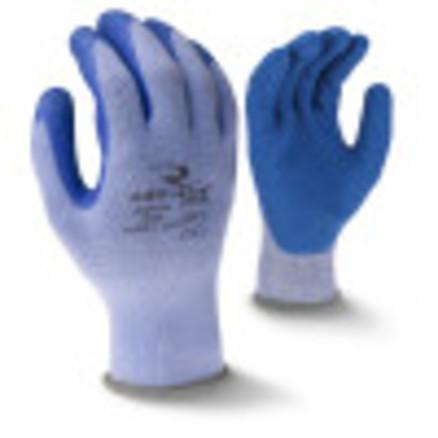 Radians RWG16 Crinkle Latex Palm Coated Glove