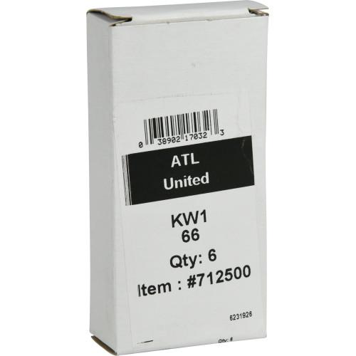 Atlanta United FC Key Blank (KW1)