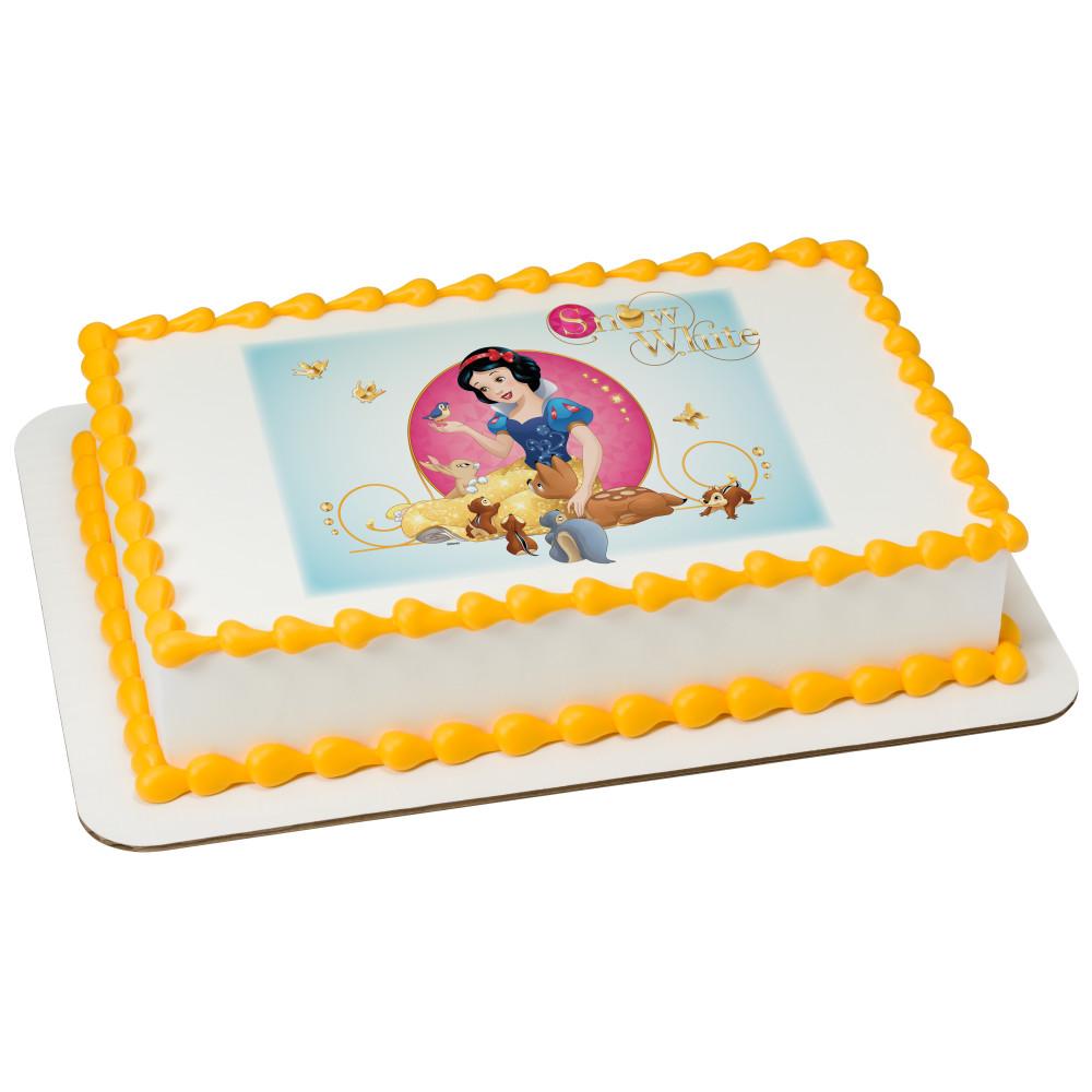 Disney Princess Snow White Friendship