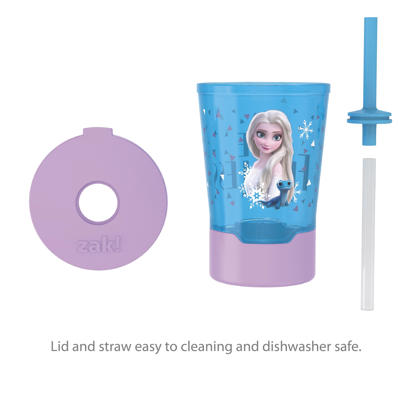 Disney Frozen 2 Movie 16 ounce Mighty Mug Tumbler with Straw, Princess Elsa slideshow image 10