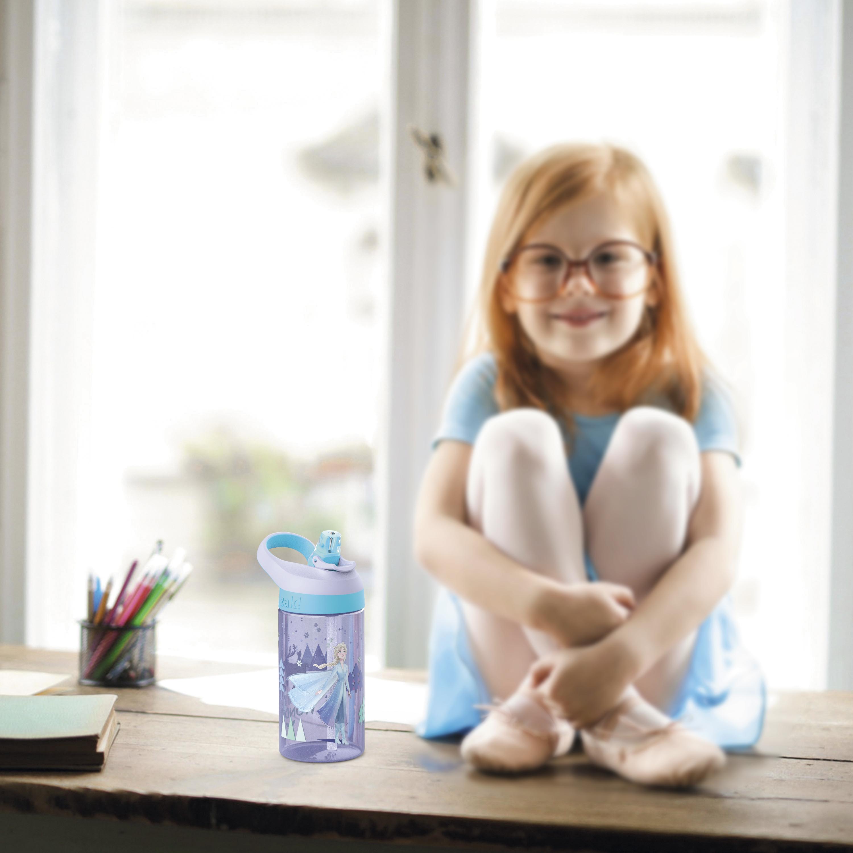 Disney Frozen 2 Movie 16 ounce Water Bottle, Princess Anna slideshow image 2