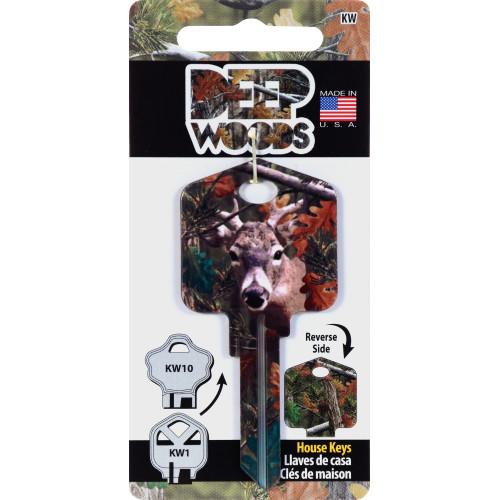 Deep Woods Buck Kwikset 66/97 KW1/10