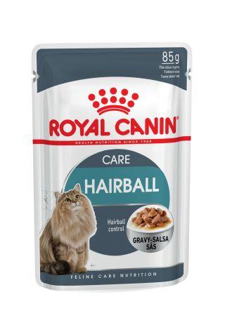 Hairball Care (in gravy)