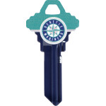 MLB Seattle Mariners Key Blank
