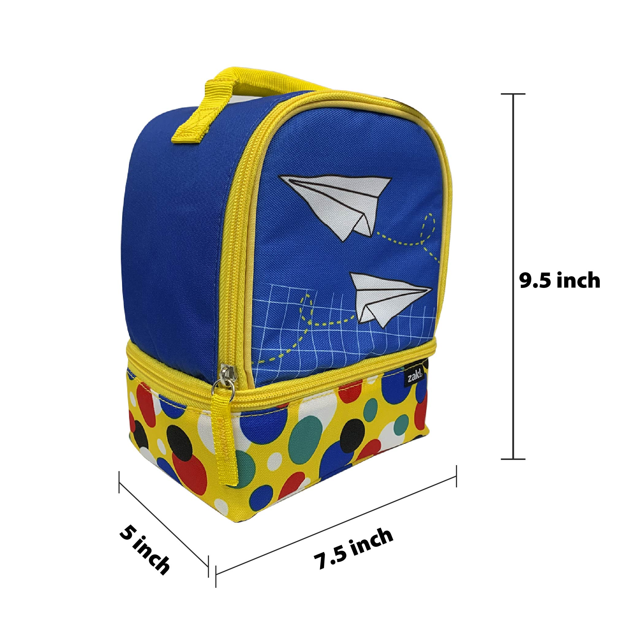 Grid Lock Lunch Bags, Planes slideshow image 3