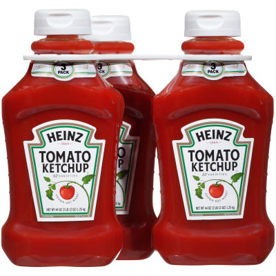 Heinz Tomato Ketchup, 44 oz Bottle