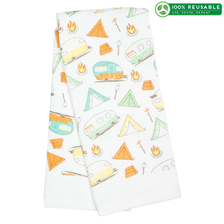 Adventurer Series Kitchen Towel, RV and Campers slideshow image 1