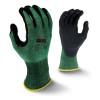 Radians RWG538 AXIS™ Cut Protection Level A2 Foam Nitrile Coated Glove with Dotted Palm