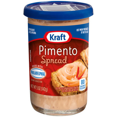 Kraft Pimento Spread, 5 oz Jar