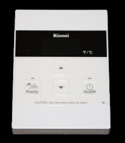 Temperature Controller White