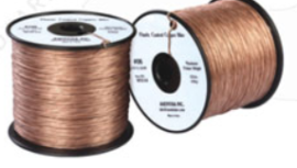 LJ #4 Coated Wire for 25-lb.