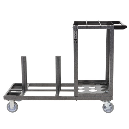 Statesman Cart Bundle - Black Steel 21