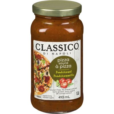 Classico Traditional Pizza Sauce