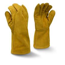 Radians RWG5310 Select Split Brown Cowhide Leather Welding Glove