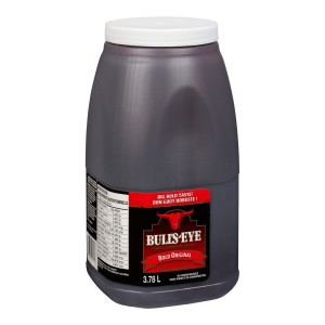 BULL'S-EYE Barbecue Sauce Bold Original 3.78L 2 image