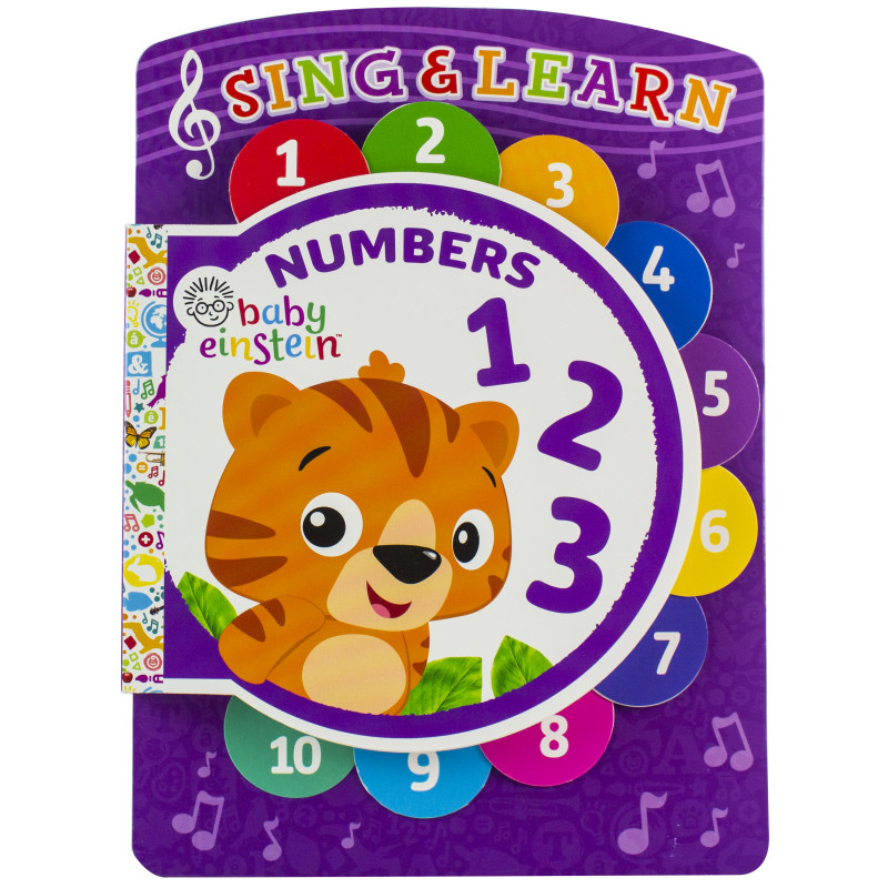 Sing & Learn: Numbers