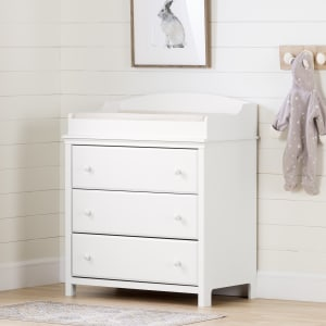 Cotton Candy - Changing Table with Drawers