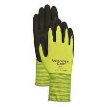 Bellingham Hi-Vis Extra Grip Natural Rubber Palm Glove