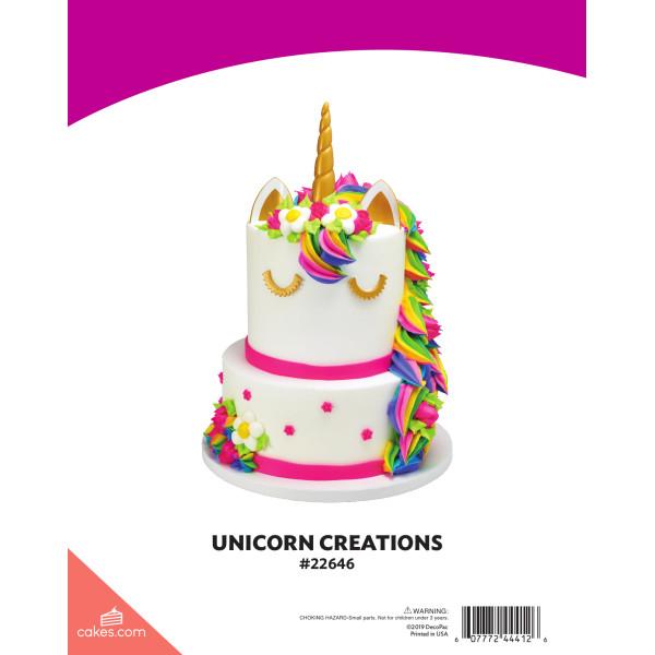 Unicorn Creations DecoSet® The Magic of Cakes® Page